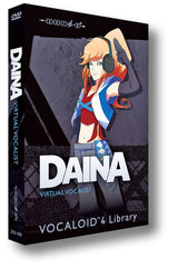 Download Zero-G Vocaloid 4 DAINA