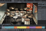 Toontrack SDX: Darkness interface