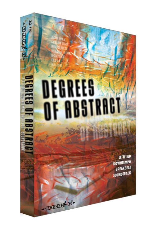 Buy Zero-G Degrees of Abstract (boxed)