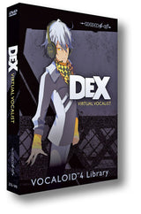 Download Zero-G Vocaloid 4 DEX