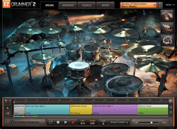 Toontrack EZX - Drums of Destruction