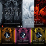 EastWest Hollywood Orchestra Bundle