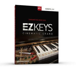 Toontrack EZkeys Cinematic Grand Virtual Instrument