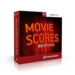 Download Toontrack EZkeys Movie Scores MIDI Pack