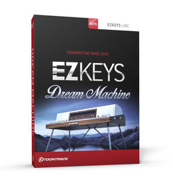 Toontrack EZkeys Dream Machine Box