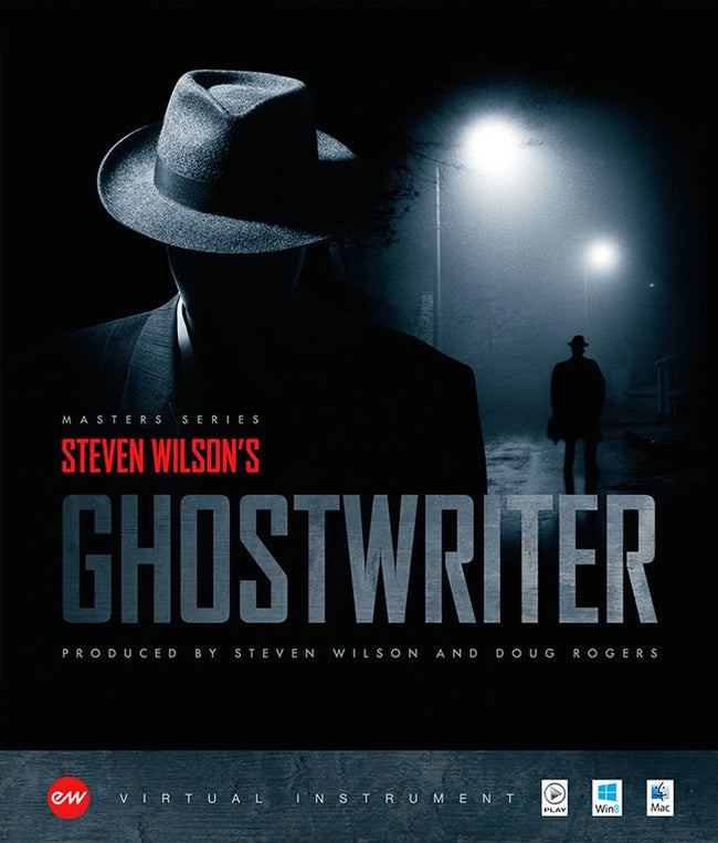 EastWest Ghost Writer Cover