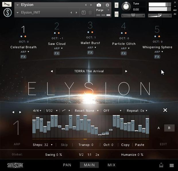 Best Service Sonuscore Elysion interface