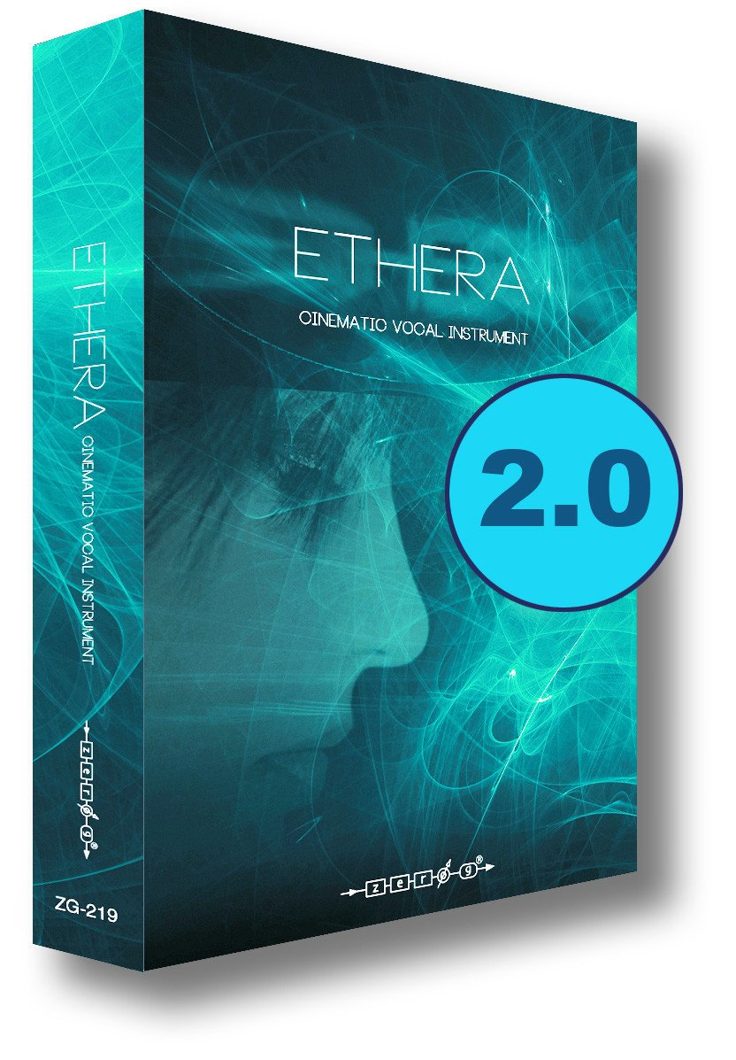 Zero-G Ethera 2 Cinematic Vocal Instrument – Time+Space