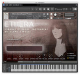 Zero-G ETHERA Soundscapes interface