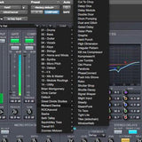 Eventide UltraChannel Over 200 Presets