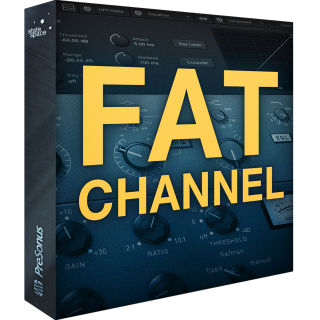 PreSonus Fat Channel XT