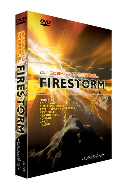 Buy Zero-G Firestorm (boxed)