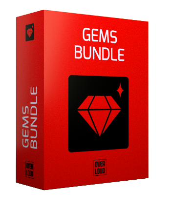 Overloud Gems BUNDLE box
