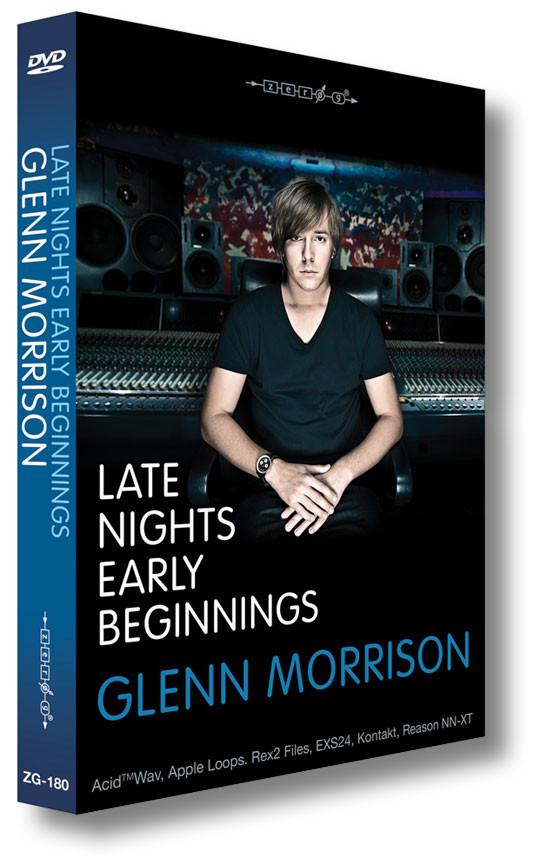 Buy Zero-G Glenn Morrison Late Nights Early Beginnings (boxed)