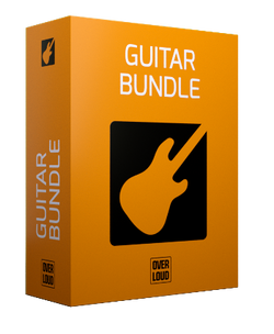 Overloud Guitar BUNDLE