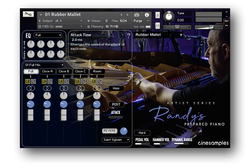 cinesamples randy's prepared piano gui