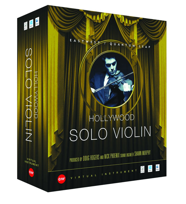 Download EastWest Hollywood Solo Violin
