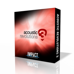 Impact Soundworks Acoustic Revolutions 3 Cover Art