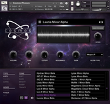 Impact Soundworks Cosmos GUI 2