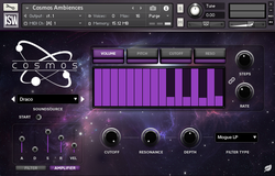 Impact Soundworks Cosmos GUI 1