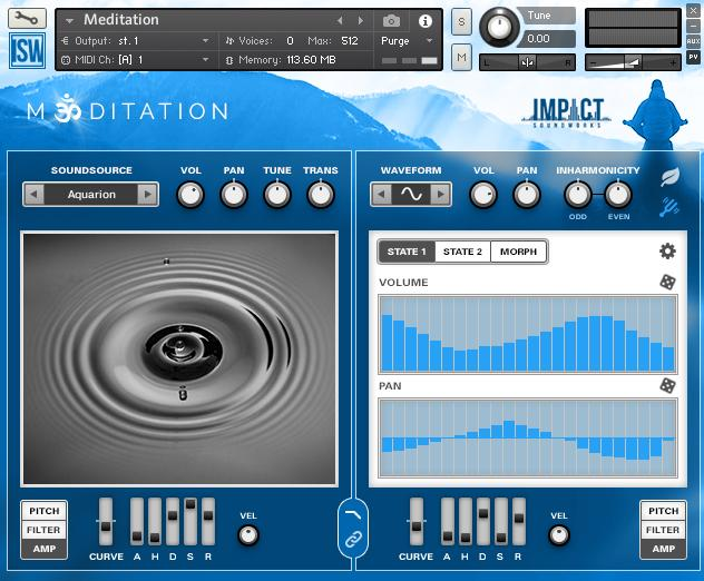 Install Impact Soundworks Meditation