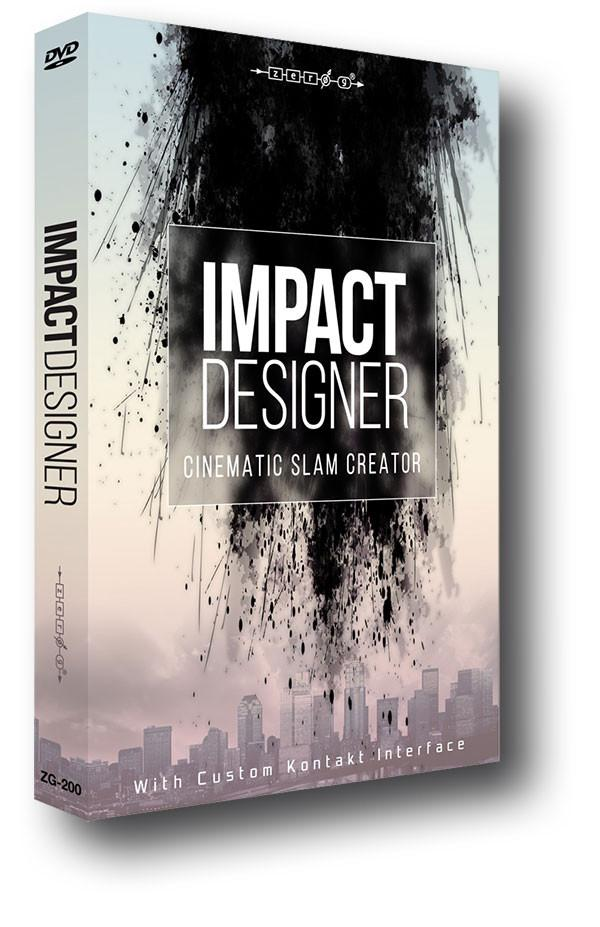 Download Zero-G Impact Designer Cinematic Slam Creator