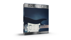 Download CineSamples Iron Guitars