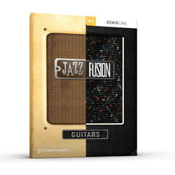Jazz Fusion Guitars EZmix Pack