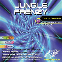 Zero-G Creative Essentials 13 Jungle Frenzy