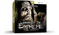 Toontrack Library of the Extreme Death & Thrash
