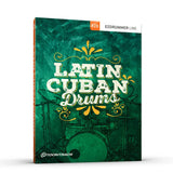 Toontrack Latin Cuban Drums ezx box