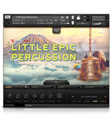 Little epic percussion gui