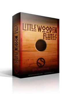 Download Soundiron Little Wooden Flute