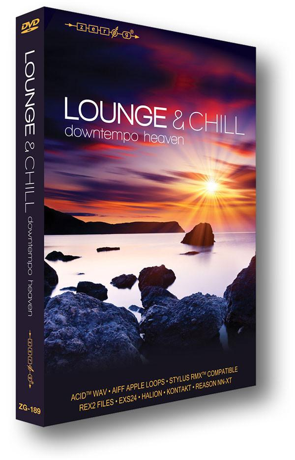 Buy Zero-G Lounge and Chill - Downtempo Heaven (boxed)