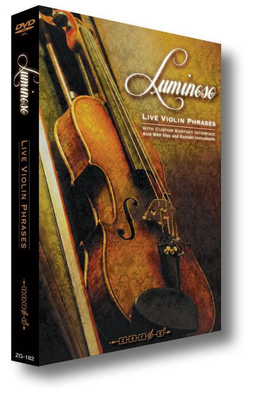 Download Zero-G Luminoso Live Violin Phrases