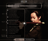 Sonuscore Ethnic Flute Phrases interface