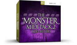 Toontrack Monster MIDI 2
