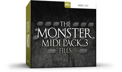 Toontrack Monster MIDI 3