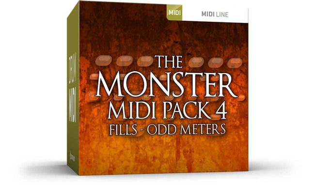 Toontrack Monster MIDI 4