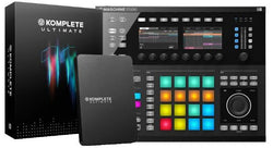 Native Instruments Komplete and Maschine Bundle