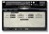 Cinesamples CineBrass Horns of the Deep Mapping GUI