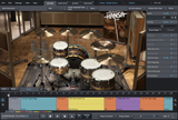 Toontrack SDX: The Rooms of Hansa interface