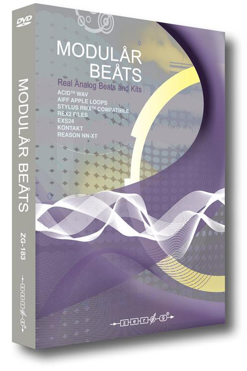 Download Zero-G Modular Beats