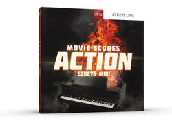 Toontrack EZkeys Movie Scores Action midi pack