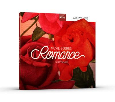 Toontrack EZkeys Movie Scores Romance MIDI Pack