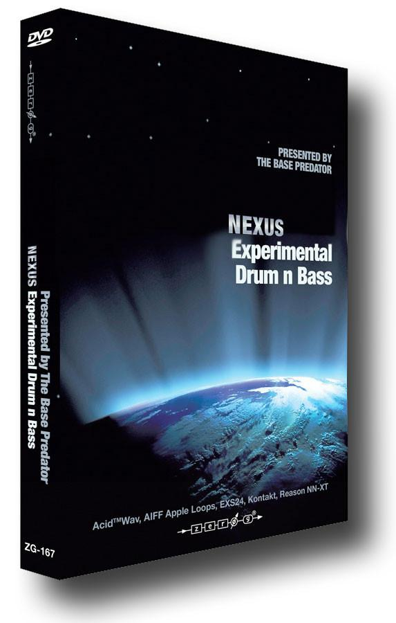 Buy Zero-G NEXUS: Experimental Drum & Bass (boxed)