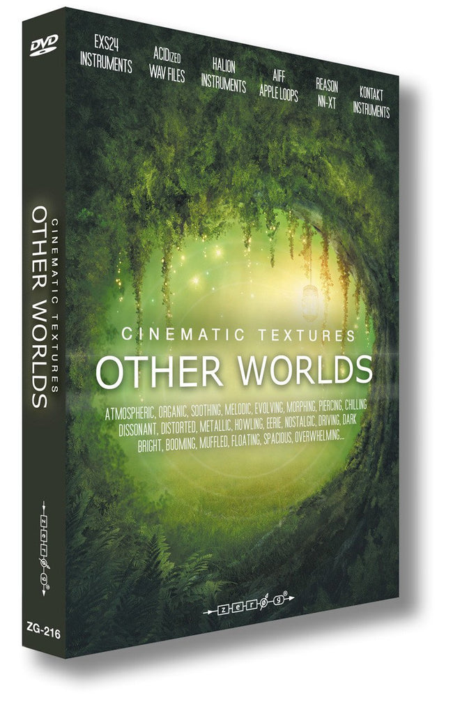 Download Zero-G Other Worlds