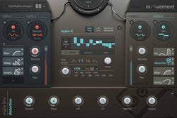 Output Movement Effects Processing Plugin
