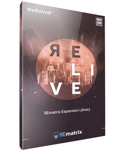 Overloud RELIVE - REmatrix Library Box Art