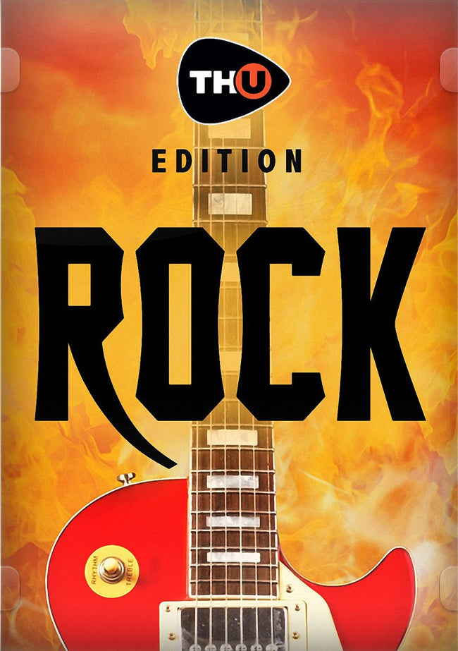 Overloud TH-U Rock Edition cover